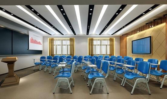 式远程互动教室,实现跨校(区)的课堂共享,并生成优质的课堂教学资源